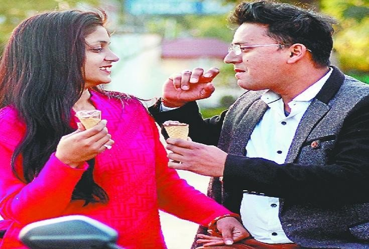 Valentine Day : Fasted, havan, expressed love