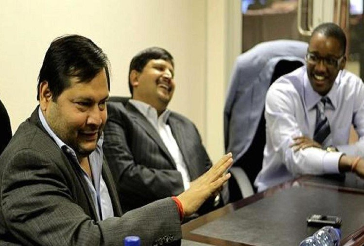 Gupta family house raid in South Africa, three arrested in case of corruption