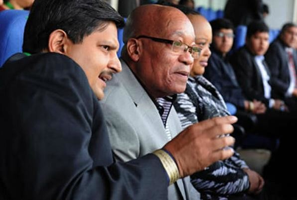 South Africa: Gupta brothers are stuck badly in Zuma Crisis