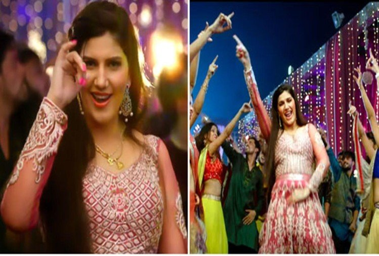Veerey Ki Wedding song Hatt Ja Tau released, Sapna Choudhary can steal your heart