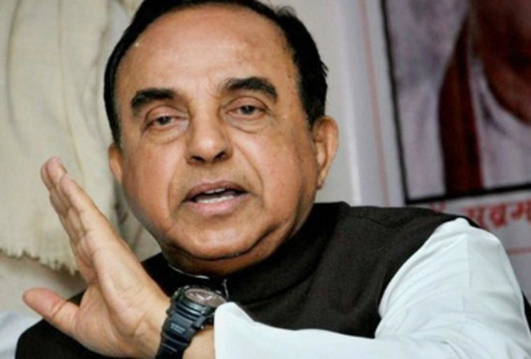 Subramanian Swamy asks did owaisi can count the number of muslims in terrorist groups