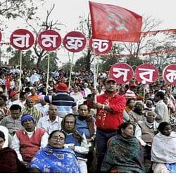 Tripura Assembly Election 2018: राज्य की 59 सीटों पर आज होगा मतदान, एक सीट पर बाद में होगा फैसला