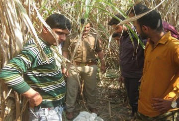 UP: Murder of missing engineer, dead body found in the field