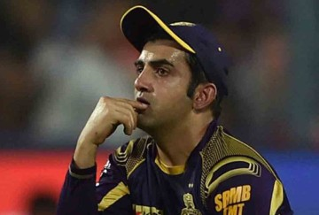 Gautam Gambhir talks about things he will miss from his KKR days