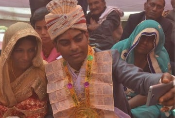 group marriage organize by uttar pradesh government