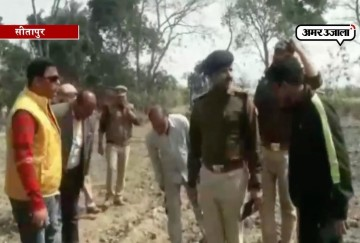 double murder in sitapur in connection of love affair