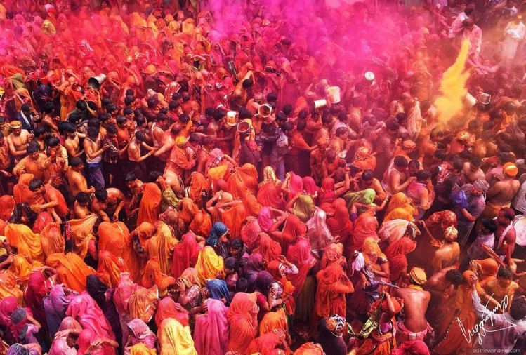 holi 2018 What is the story of Holi festival