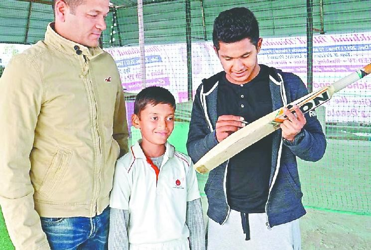 Under-19 cricketer Aryan Juyal told about his next target after win world cup