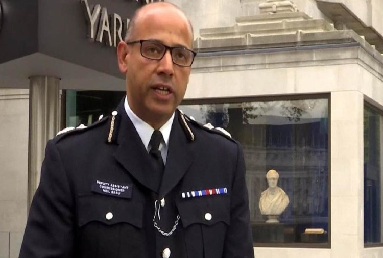Indian origin officer Neil Basu may become the next British Anti-Terror Police Chief
