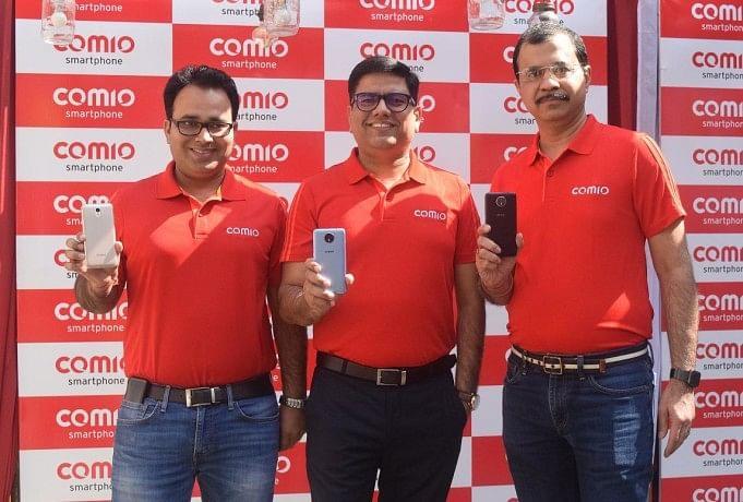 कोमियो बना रहा है भारतीय 'युवाओं के लिये, युवाओं का और युवाओं द्वारा' डिजाइन किया स्मार्टफोन