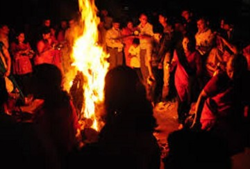 holashkat start eight days before holika dahan