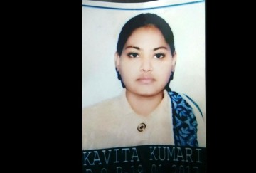 Daughter surrenders in police station by killing daughter in Aligarh