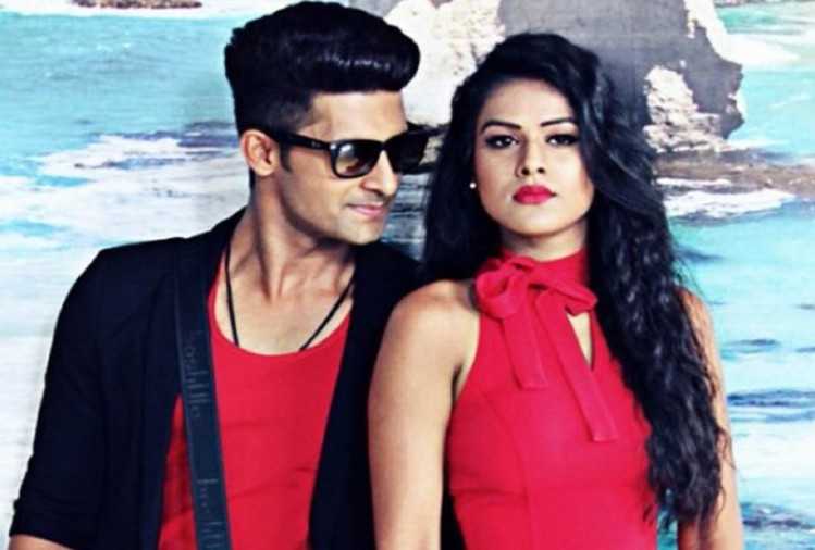 Nia Sharma and Ravi Dubey will do the dance number on serial Aapke Aa Jaane Se