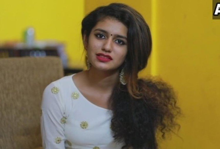 Priya Prakash Warrier reaction on supreme court order on Oru Adaar Love song
