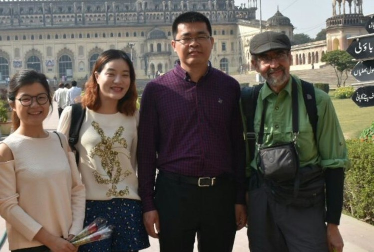 foreign delegates appreciated the culture and beauty of UP