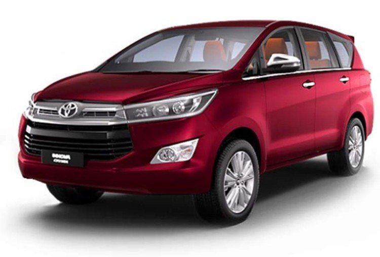 toyota recalls innova crysta, fortuner for faulty fuel hose connection