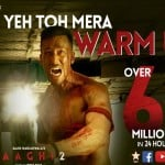 Tiger Shroff and disha patani starrer Baaghi 2 trailer gets over 60 million views in just 24 hours