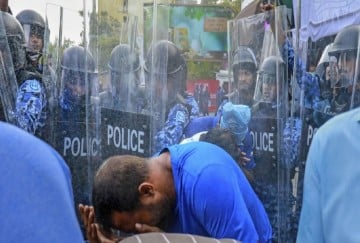 Supreme Court approves extension of emergency in Maldives, India disappointed