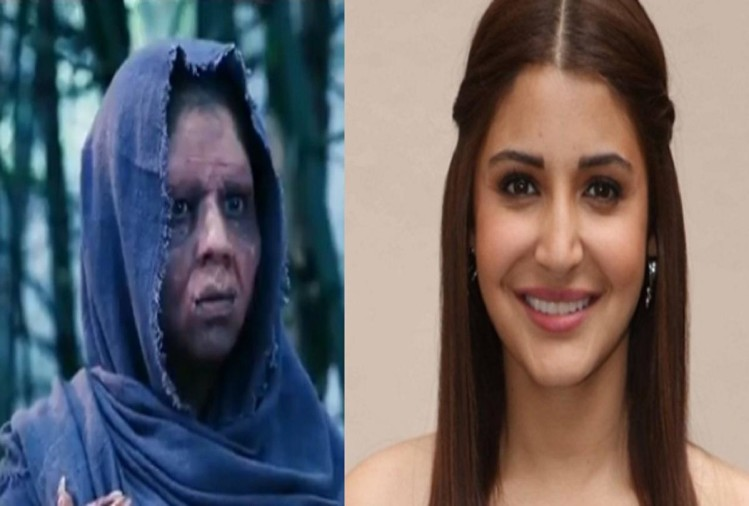 Anushka Sharma shared makeup making video of Pari film