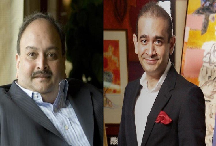 Nirav Modi and Mehul Choksi