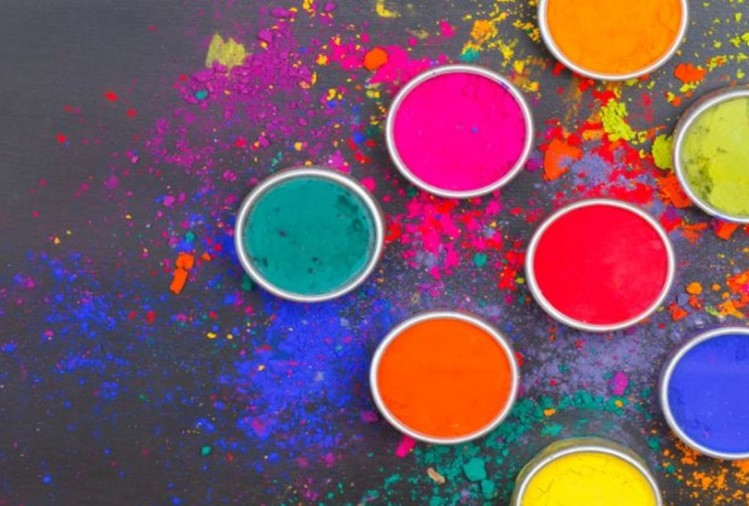 Holi color according to zodiac sign