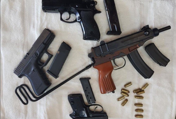 Jammu and Kashmir's IAS brothers arrested in illegal arms case