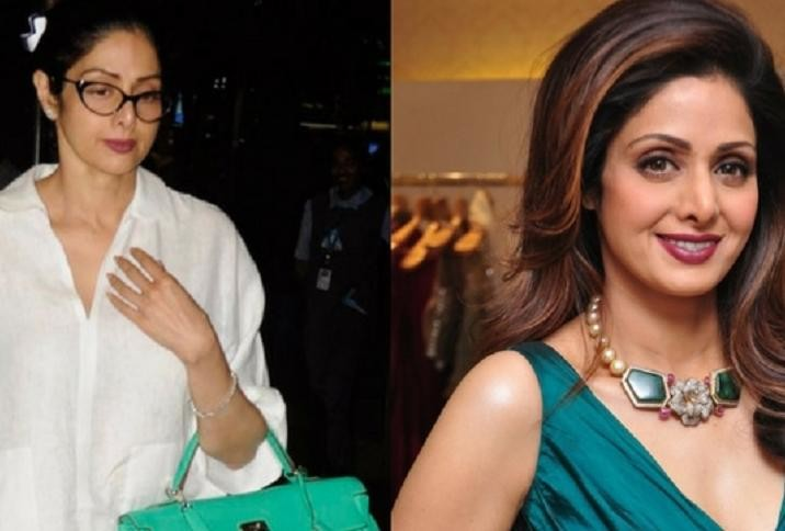 You cannot recognise Sridevi with these 5 actresses without makeup