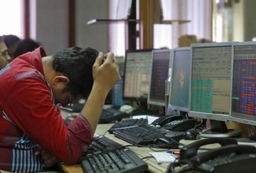 share market down by 1500 points, biggest ever decline after demonetization