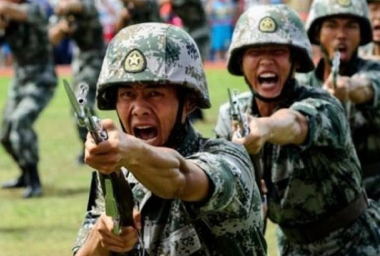 China increase whooping amount for defense budget