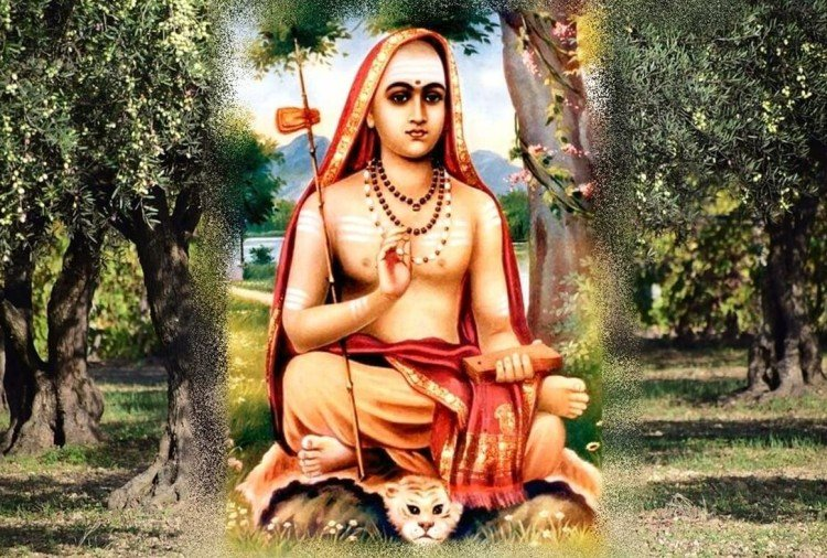 know how to select shankaracharya of kanch math