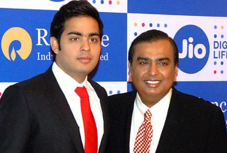 reliance industries profit rises by 10 percent, jio clock earnings of 2964 crore rupees