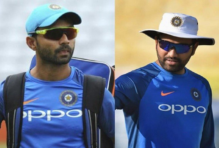 rohit and ajinkya