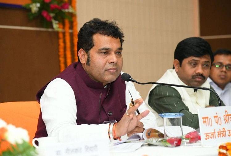 Energy Minister Shrikant Sharma Will Inaugurate The Fair Mr. Dauji Maharaj  - ऊर्जा मंत्री श्रीकांत शर्मा करेंगे मेला श्री दाऊजी महाराज का उद्घाटन -  Amar Ujala Hindi News Live