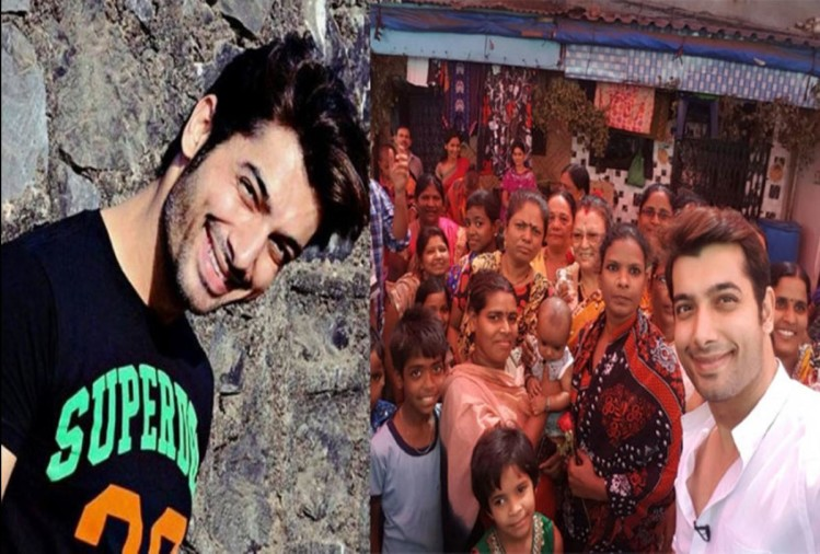 Ssharad Malhotra celebrates Women Day with A Red Light Area women