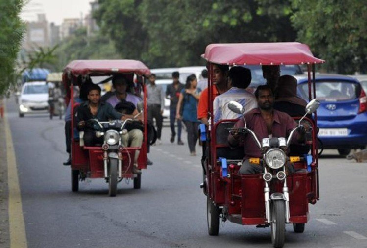 soon you can book e-rickshaws through mobile app and website