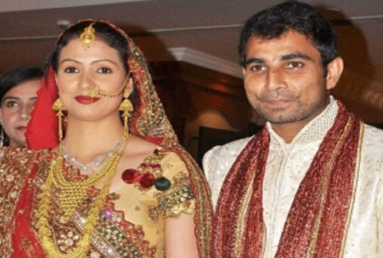cricketer Mohammed Shami's wife hasin jahan put blame of extra marital affair on her husban