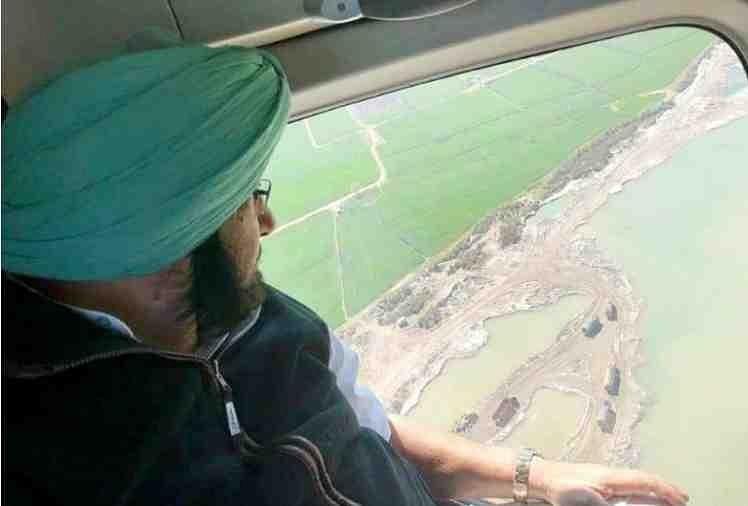 Punjab CM Captain Amrinder Singh Enquiry Against Illegal Mining
