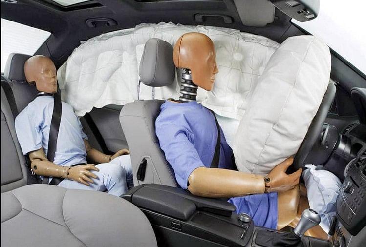 कार का एयरबैग सिस्टम फेल होना