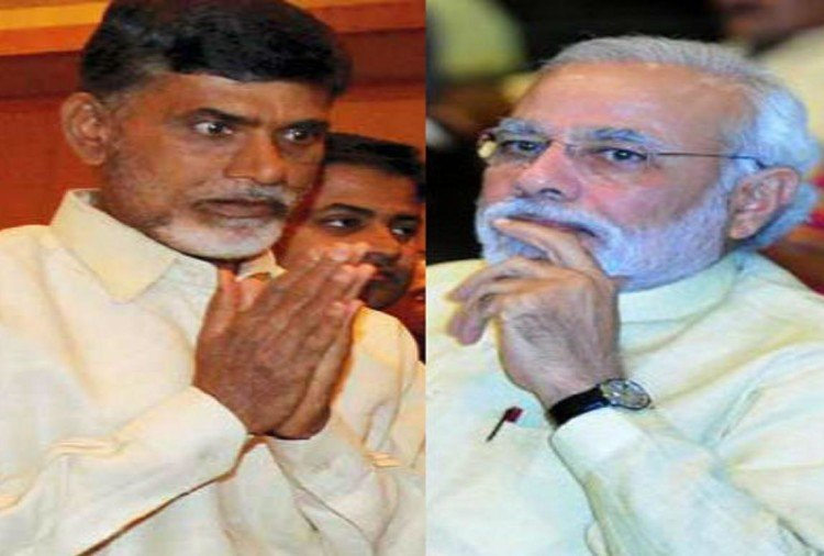 TDP benefits after left out of BJP, Modi Government in big loss