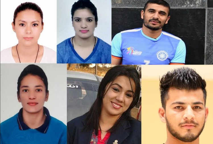 himachal seven players will join kabaddi india camp