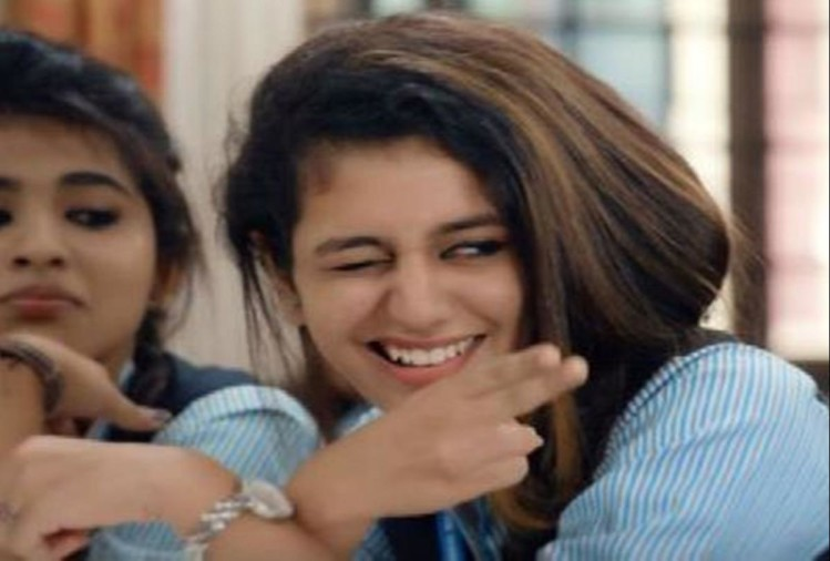 Priya Prakash uploads news picture on instagram, fans become crazy