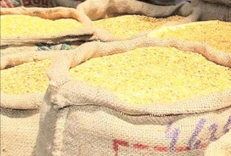 govt banned pulses supply from kirana shop to mid day meal