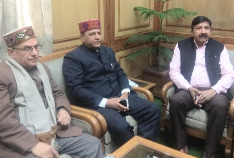 ruckus in himachal assembly budget session at shimla