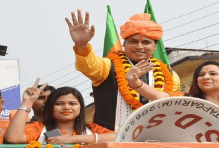 first time bjp government in tripura, biplab kumar deb to be next cm of tripura