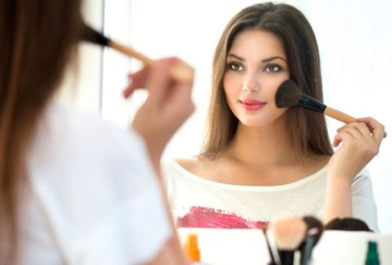 women who are applying more makeup have less capacity to become leaders