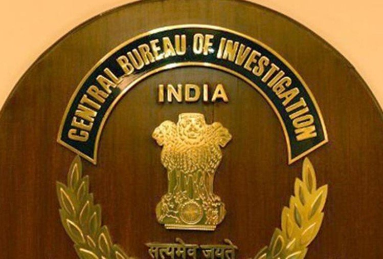 cbi raid in lucknow and other city of uttar pradesh along with 19 states.