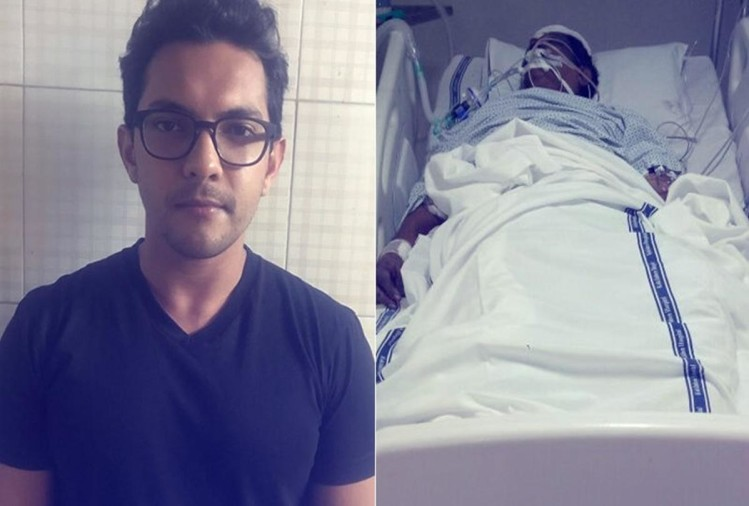 Image result for aditya narayan accident