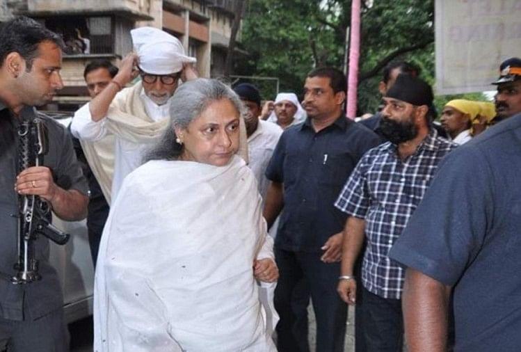 Image result for अमिताभ बच्चन की तबीयत को लेकर जया ने किया