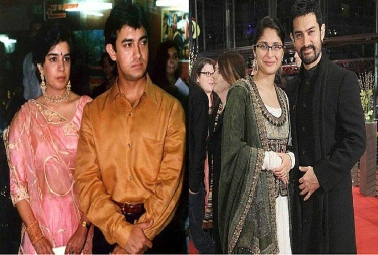 aamir khan pay 500 million rs as a alimony to first wife divorce and married with Kiran Rao
