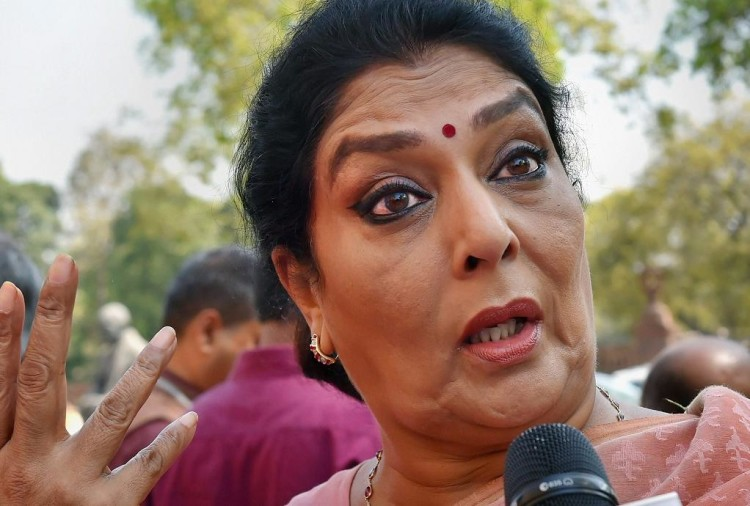 Renuka Chowdhury Said On Naresh Agarwal, Is this the identity of man